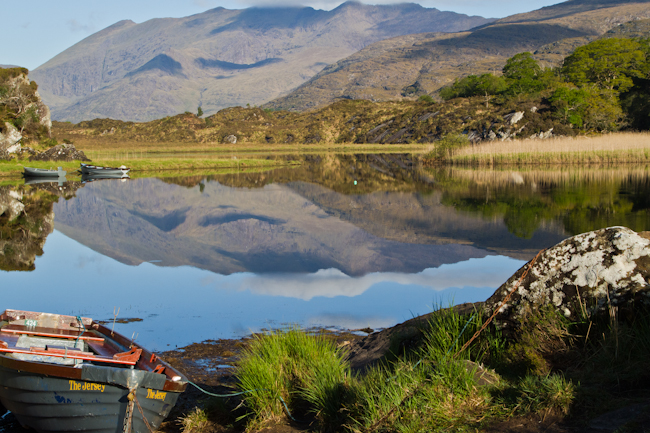 A Killarney Lake