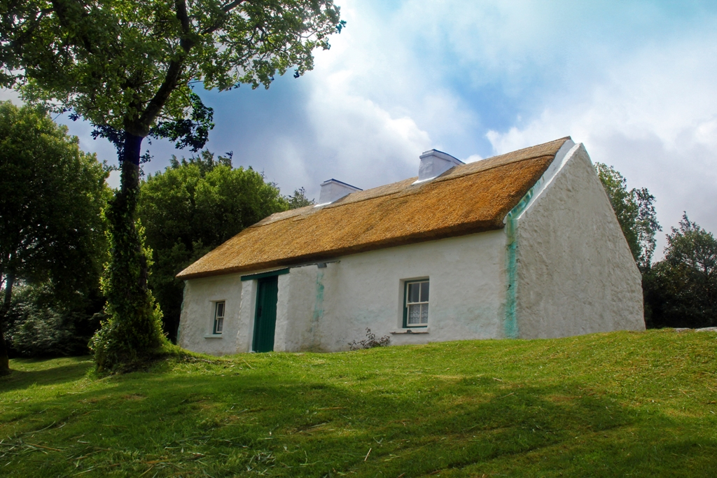 Pádriag Pearse's Cottage